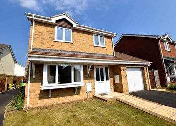 Thumbnail 3 bedroom detached house to rent in Iris Close, Highcliffe, Christchurch