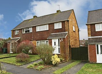 Thumbnail 3 bed semi-detached house for sale in Mansfield Road, Basingstoke