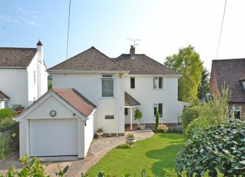 Newlands Close, Sidford, Sidmouth EX10. 3 bed detached house