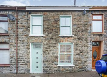 3 bed terraced house for sale in Ystrad Terrace, Pentre CF41