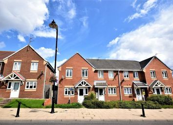 Thumbnail 3 bed end terrace house for sale in Sandford Close, Wingate, County Durham