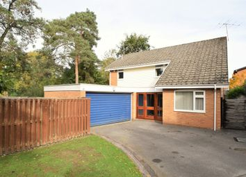Thumbnail 4 bed detached house for sale in Kelsey Grove, Yateley