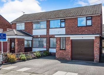 Thumbnail 3 bed semi-detached house for sale in Paisley Avenue, St. Helens