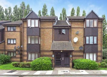 Thumbnail 2 bed flat for sale in Harp Island Close, London