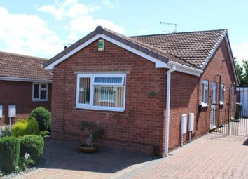 Thumbnail 3 bed detached bungalow for sale in Cardle Close, Forest Town, Mansfield