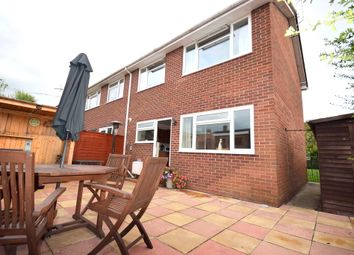 Thumbnail 3 bedroom end terrace house for sale in Crawford Gardens, St Thomas, Exeter