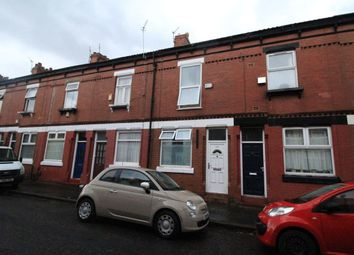 Thumbnail 2 bed terraced house for sale in Thorn Grove, Ladybarn/ Fallowfield, Manchester