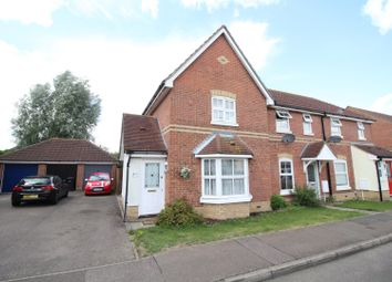 Thumbnail 3 bed property for sale in Albert Gardens, Church Langley, Harlow