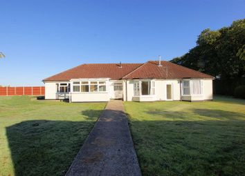 Thumbnail 4 bed detached bungalow for sale in Hoads Hill, Wickham, Fareham