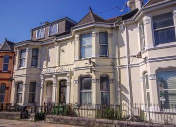 Thumbnail 1 bed flat for sale in Molesworth Road, Stoke, Plymouth