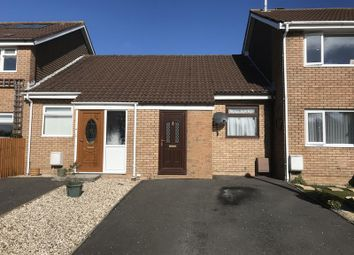 Thumbnail 1 bed terraced house for sale in Meadowcroft, Rhoose, Barry