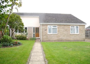 Thumbnail 3 bed detached bungalow for sale in Walnut Close, Foulden