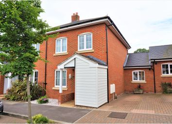 Thumbnail 3 bed semi-detached house for sale in Damson Drive, Hartley Wintney