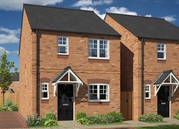 Thumbnail 3 bed detached house for sale in Sowe Gardens, Princethorpe Way, Binley, Coventry