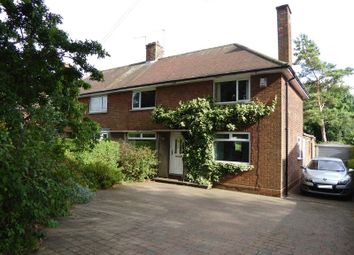 Thumbnail 3 bed semi-detached house for sale in Yarborough Crescent, Lincoln
