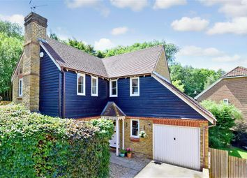 Thumbnail 4 bed detached house for sale in Brindles Field, Tonbridge, Kent