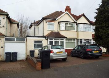 Thumbnail 4 bed semi-detached house for sale in Kegworth Road, Erdington, Birmingham, West Midlands