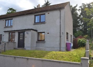 Thumbnail 2 bed end terrace house for sale in 108 Anderson Crescent, Forres