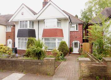 Thumbnail 3 bedroom semi-detached house for sale in Maxwell Avenue, Handsworth, Birmingham