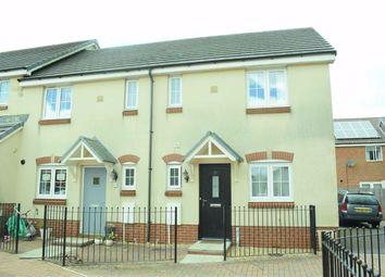 Thumbnail 2 bed semi-detached house for sale in Bryn Derwen, Sketty, Swansea