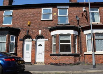 Thumbnail 3 bed terraced house for sale in Peterbrough Street, Manchester