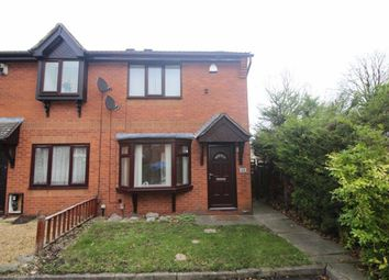 Thumbnail 2 bed end terrace house for sale in Longfellow Close, Worsley Mesnes, Wigan