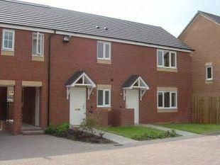 Thumbnail 2 bed flat for sale in Ampleforth Drive, Willenhall, Wolverhampton