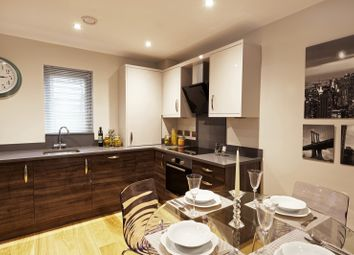 Thumbnail 1 bedroom flat for sale in Weldale Street Apartments, Reading
