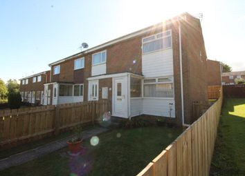 Thumbnail 2 bed terraced house to rent in Fern Valley, Crook