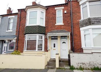 Thumbnail 3 bed flat to rent in Ravensworth Terrace, South Shields