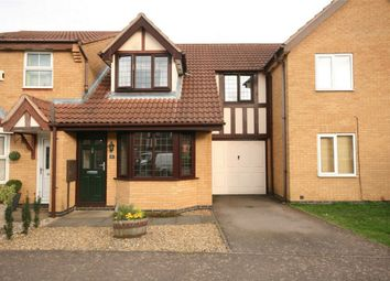 Thumbnail 3 bed semi-detached house for sale in Aldwell Close, Wootton Fields, Northampton, Northamptonshire