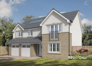 Thumbnail 4 bed detached house for sale in Off Johnston Road, Gartcosh