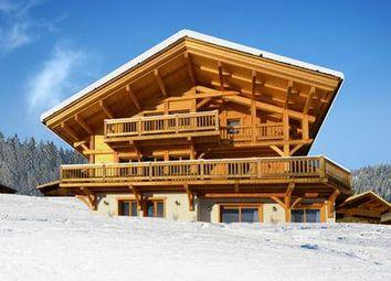 St-Jean-De-Sixt, Haute-Savoie, France. 5 bed chalet