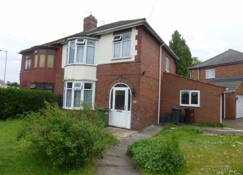 Thumbnail 3 bed semi-detached house for sale in Willenhall Road, Bilston, West Midlands