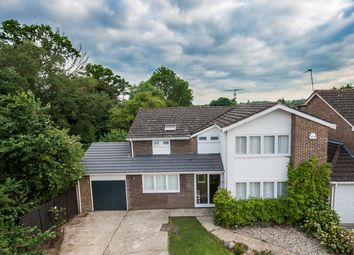 Thumbnail 4 bed detached house for sale in Briars Close, Pangbourne