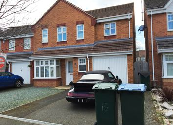 Thumbnail 4 bed detached house for sale in Kingsford Road, Coventry