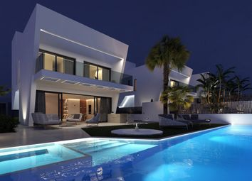 Thumbnail 3 bed chalet for sale in Finestrat, Costa Blanca North, Costa Blanca, Valencia, Spain