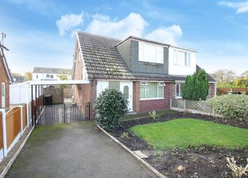 Thumbnail 3 bed semi-detached house for sale in King Edward Avenue, Allerton Bywater, Castleford