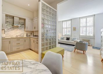 Thumbnail 2 bed flat for sale in Nottingham Place, London