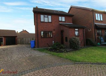 Thumbnail 3 bed detached house to rent in The Glade, Beverley