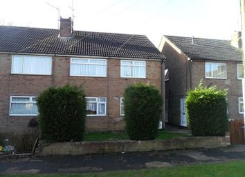 Thumbnail 2 bedroom flat to rent in Woodfield Close, Lincoln, 0