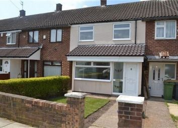 Thumbnail 3 bed terraced house to rent in Ryefield Lane, Liverpool