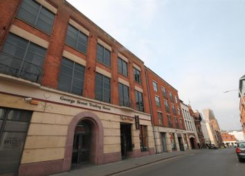 Thumbnail 2 bed flat for sale in 47 George Street Trading House, George Street, Nottingham