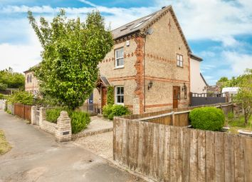 Thumbnail 3 bed end terrace house for sale in The Causeway, Bassingbourn, Royston