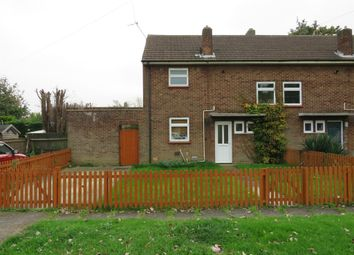 Thumbnail 2 bed semi-detached house for sale in Halifax Road, Shortstown, Bedford