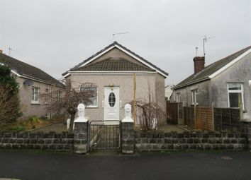 Thumbnail 3 bed bungalow for sale in Derwent Street, Llanelli
