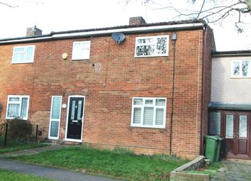 Thumbnail 3 bed terraced house for sale in The Fremnells, Fryerns, Basildon, Essex