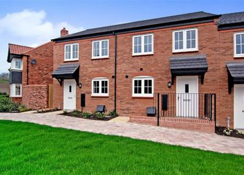 Thumbnail 2 bedroom mews house for sale in Loachbrook Farm Way, Congleton