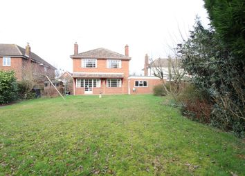 Thumbnail 4 bed detached house for sale in Croome Road, Hanbury Park, Worcester