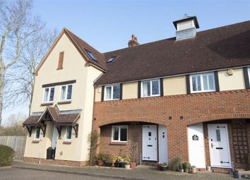Thumbnail 3 bed terraced house for sale in Swan Mews, Hook Road, North Warnborough